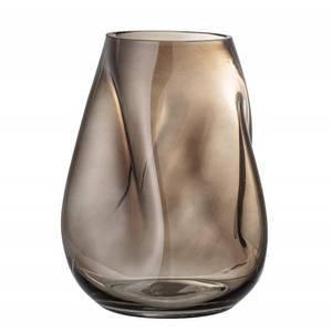 Bilde av Bloomingville - Ingolf Vase. Brunt glass