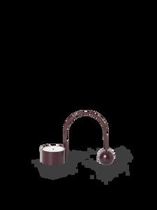 Bilde av Ferm Living - Balance Tealight Holder -Dark