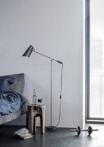 Bilde av Northern - Birdy gulvlampe  - Grey/Steel